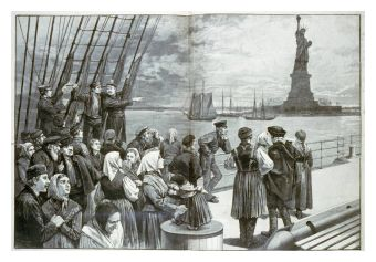 Unit 11: Ellis Island, Immigration & Urban Life in America